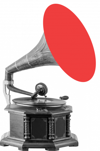 Phonograph_Red